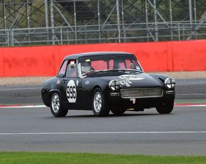 CM5 4280 Jim Gathercole, MG Midget, VYG 534 G