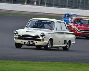 CM5 4522 Tim Davies, Ford Lotus Cortina