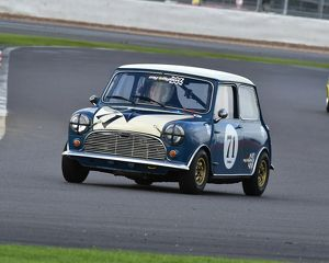 CM5 4525 Tim Barber, Austin Mini