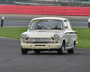 CM5 4580 Nigel Cox, Ford Lotus Cortina