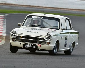 CM5 4606 Graham Pattle, Ford Lotus Cortina, 9900 IW