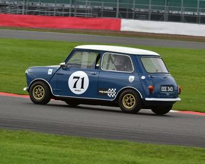 CM5 4642 Tim Barber, Austin Mini, EEE 34 D