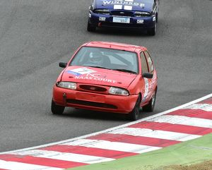 CM5 5676 Philip Lawless, Ford Fiesta
