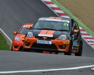 CM5 5794 Nathan Edwards, Ford Fiesta ST