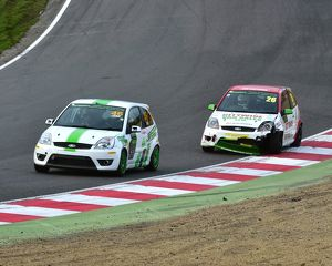 CM5 6225 Jamie Going, Ford Fiesta ST, Nathan Lawley, Ford Fiesta ST