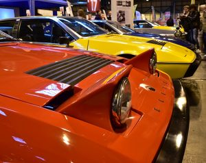 <b>Classic Motor Show 2014</b><br>Selection of 35 items