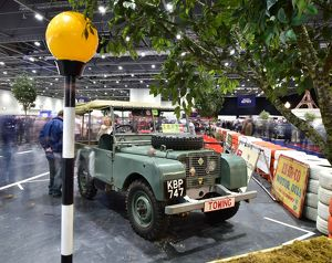 CM5 8767 Land Rover Series 1