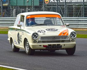 CM6 0286 Michael Steele, Ford Cortina