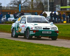CM6 1098 Duncan Waite, Keith Garton, Ford Sierra RS500