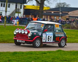 CM6 1102 John Partridge, Rover Mini