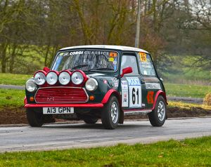 CM6 1104 John Partridge, Rover Mini