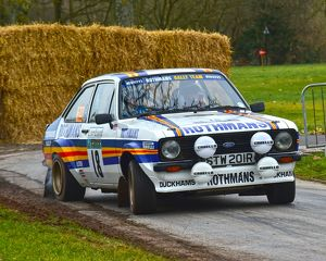 CM6 1117 Alan Watkins, Ford Escort RS MKII