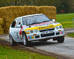 CM6 1152 Andrew Wood, Mike Dawson, Opel Kadett Group S, GG KC 946