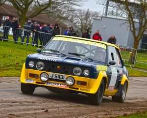 CM6 1174 Tim Parker-Gamer, FIAT 131 Abarth
