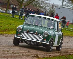 CM6 1193 Patrick Walker, Mini Cooper S