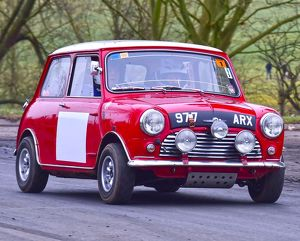 CM6 1222 Patrick Walker, Mini Cooper