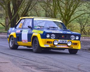 CM6 1225 Tim Parker-Gamer, FIAT 131 Abarth