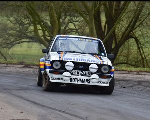 CM6 1236 Alan Watkins, Ford Escort RS MKII
