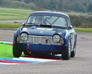 CM6 7970 Allan Ross-Jones, Triumph TR4
