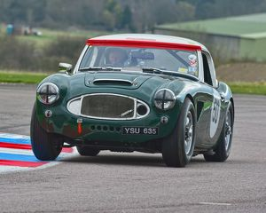 CM6 7983 David Smithies, Austin Healey 3000