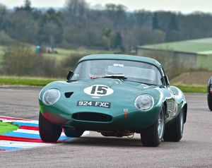 CM6 7985 Paul Castaldini, Jaguar E-Type