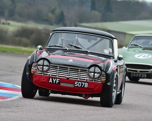 CM6 7986 David Griffiths, Triumph TR4