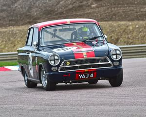 CM6 8292 Thomas Jones, Ford Lotus Cortina