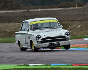 CM6 8362 David Tomlin, Ford Lotus Cortina