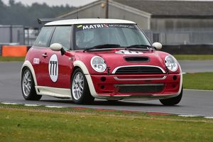 CM6 9445 Jon Sandilands, BMW Mini JCW