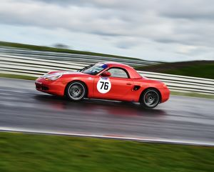 CM6 9836 James Broad, Alan Broad, Porsche Boxster S