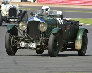 CM7 1939 Chris Guest, Bentley Le Mans