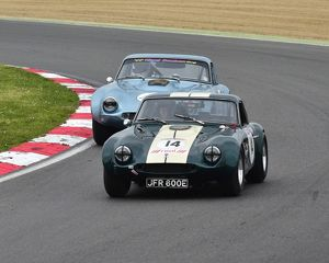 CM7 7629 John Spiers, TVR Griffith 200