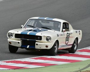 CM7 7688 Mike Dowd, Jeremy Cooke, Ford Shelby Mustang 350 GT