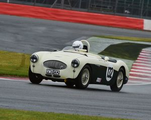 CM9 5590 Patrick Rignell, Austin Healey 100S