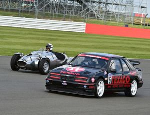 CM9 6069 Paul Lawrence, Ford Sierra Cosworth, Peter Campbell, Wingfield Bristol Special