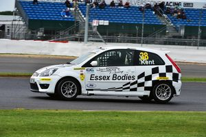 CM9 9393 Lewis Kent, Ford Fiesta ST
