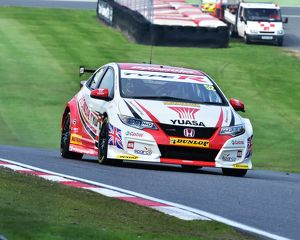 CMA 2367 Gordon Shedden, Honda Civic, 2015 BTCC Champion