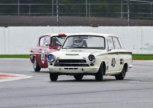 Dan Wray, Ford Lotus Cortina,