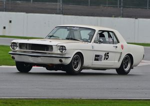 David Lloyd, Ford Mustang,