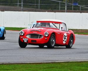Denis Welch, Austin Healey 3000 CJ5 1156