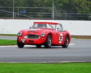 Denis Welch, Austin Healey 3000 CJ5 1203
