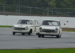 Graham Pattle, John Avill, Ford Lotus Cortina's