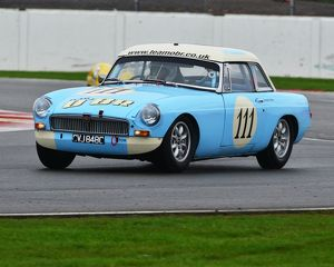 Graham Pattle, MGB CJ5 1165