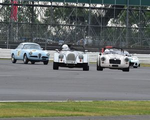 Kelvin Laidlaw, Morgan Roadster Lightweight, E 77 GLX, Alan Kyson, MG, MGA Twin Cam