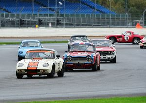 Kristy Brooks, Lotus Elan, Colin Sharp Triumph TR5