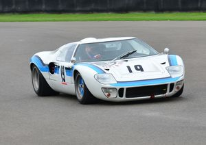 Lee Maxted-Page, Andy Prill, GT40.