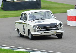 Mark Blundell, Ford-Lotus Cortina Mk1