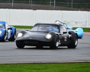 Mark Colman, Chevron B8 CJ5 1161