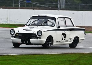 Mark Jones, Ford Lotus Cortina,