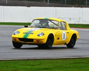 Nick Fleming, Lotus Elan S1 CJ5 1155
